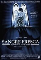 Innocent Blood - Spanish Movie Poster (xs thumbnail)