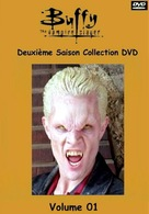 """Buffy the Vampire Slayer"" - French DVD cover (xs thumbnail)"