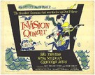 Invasion Quartet - Movie Poster (xs thumbnail)