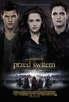 The Twilight Saga: Breaking Dawn - Part 2 - Polish Movie Poster (xs thumbnail)