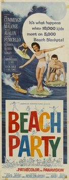 Beach Party - Movie Poster (xs thumbnail)