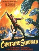 Captain Sindbad - French poster (xs thumbnail)