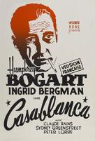 Casablanca - Canadian Movie Poster (xs thumbnail)