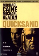 Quicksand - Swedish DVD cover (xs thumbnail)