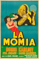The Mummy - Argentinian Movie Poster (xs thumbnail)