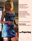 The Paperboy - For your consideration movie poster (xs thumbnail)