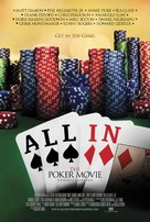 All In - Theatrical movie poster (xs thumbnail)