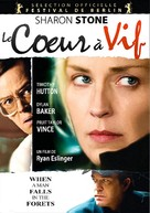 When a Man Falls in the Forest - French DVD cover (xs thumbnail)