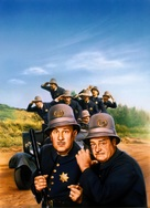 Abbott and Costello Meet the Keystone Kops - Key art (xs thumbnail)