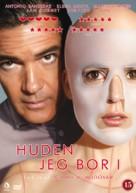La piel que habito - Danish DVD cover (xs thumbnail)