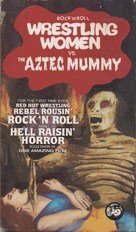 Las luchadoras contra la momia - VHS cover (xs thumbnail)