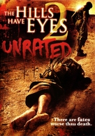 The Hills Have Eyes 2 - DVD cover (xs thumbnail)