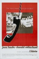 Klute - Movie Poster (xs thumbnail)