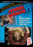 Federal Operator 99 - DVD cover (xs thumbnail)