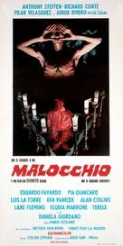 Malocchio - Italian Movie Poster (xs thumbnail)