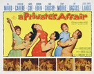 A Private's Affair - Movie Poster (xs thumbnail)