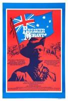 'Breaker' Morant - Australian Movie Poster (xs thumbnail)