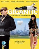 Gigantic - British DVD cover (xs thumbnail)