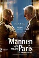 Diplomatie - Norwegian Movie Poster (xs thumbnail)