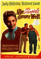 Full of Life - German Movie Poster (xs thumbnail)