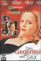 The Opposite of Sex - German DVD cover (xs thumbnail)