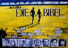 The Bible - German Movie Poster (xs thumbnail)