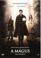 The Illusionist - Hungarian Movie Cover (xs thumbnail)