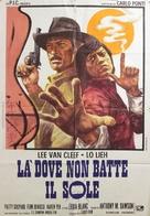 Là dove non batte il sole - Italian Movie Poster (xs thumbnail)