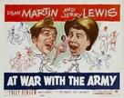 At War with the Army - Movie Poster (xs thumbnail)