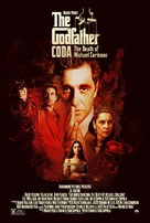 The Godfather: Part III - Re-release movie poster (xs thumbnail)