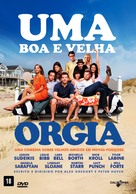 A Good Old Fashioned Orgy - Brazilian DVD movie cover (xs thumbnail)