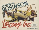 Larceny, Inc. - Movie Poster (xs thumbnail)