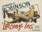 Larceny, Inc. - Movie Poster (xs thumbnail)