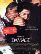 Damage - Movie Poster (xs thumbnail)