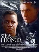 Men Of Honor - Polish Movie Poster (xs thumbnail)