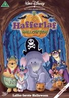 Pooh's Heffalump Halloween Movie - Danish DVD cover (xs thumbnail)