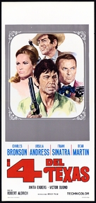 4 for Texas - Italian Movie Poster (xs thumbnail)