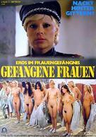 Gefangene Frauen - German Movie Poster (xs thumbnail)