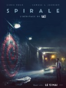 Spiral: From the Book of Saw - French Movie Poster (xs thumbnail)