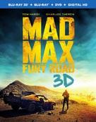 Mad Max: Fury Road - Blu-Ray cover (xs thumbnail)