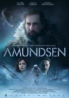 Amundsen - Swedish Movie Poster (xs thumbnail)