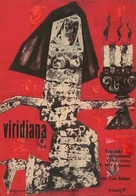 Viridiana - Czech Movie Poster (xs thumbnail)