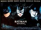 Batman Returns - British Movie Poster (xs thumbnail)