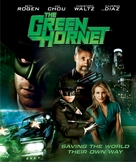 The Green Hornet - Blu-Ray movie cover (xs thumbnail)