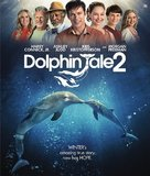 Dolphin Tale 2 - Blu-Ray cover (xs thumbnail)