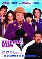 Keeping Mum - Dutch Movie Poster (xs thumbnail)