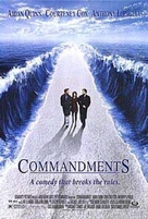Commandments - Canadian Movie Poster (xs thumbnail)