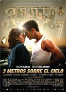 Tres metros sobre el cielo - Spanish Movie Poster (xs thumbnail)