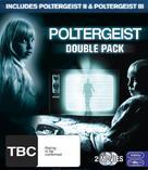 Poltergeist III - New Zealand Blu-Ray cover (xs thumbnail)