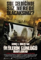 Diary of the Dead - Turkish Movie Poster (xs thumbnail)